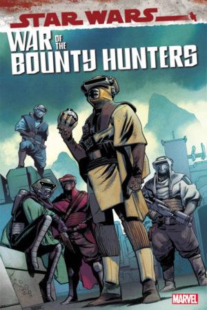 Star Wars: War of the Bounty Hunters – Boushh