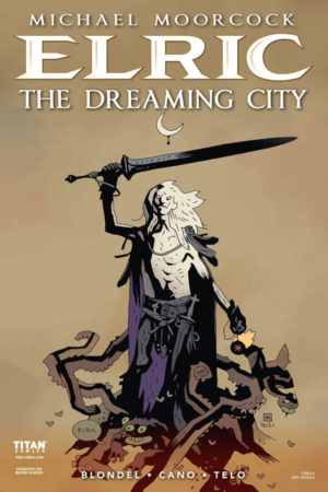 Elric: The Dreaming City #1