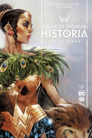 Wonder Woman: Historia – The Amazons #1