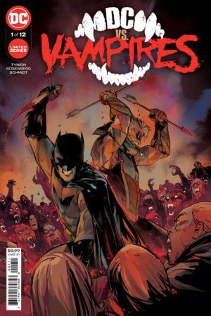 DC vs Vampires #1