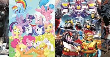 Solicitations: October 2021 – IDW Publishing