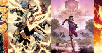 Solicitations: October 2021 – Marvel Comics