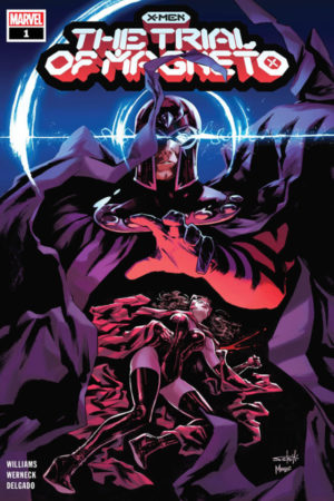 X-Men: The Trial Of Magneto (2021) #1