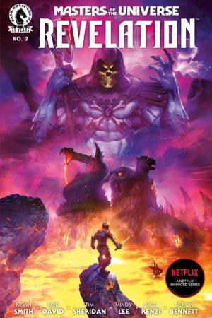 Masters of the Universe: Revelation #2
