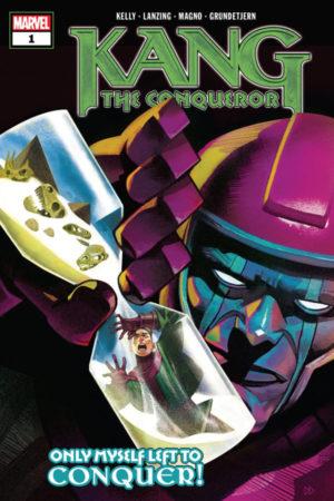 Kang The Conqueror (2021) #1
