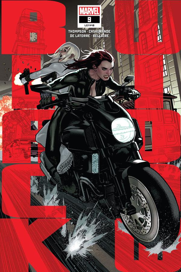 Black Widow (2020-) #9