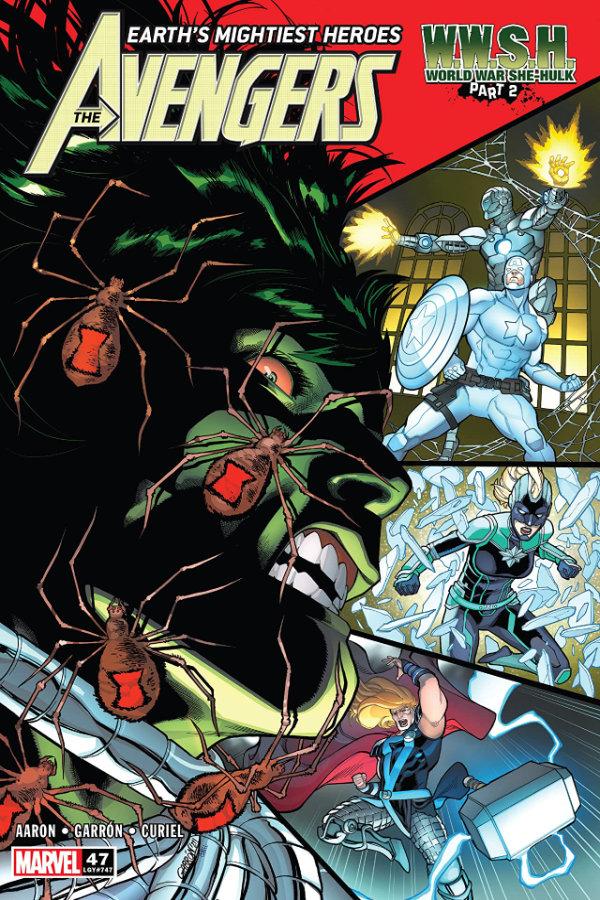 Avengers (2018-) #47