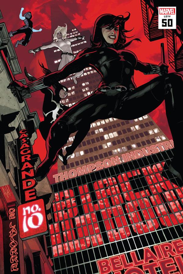 Black Widow (2020-) #10
