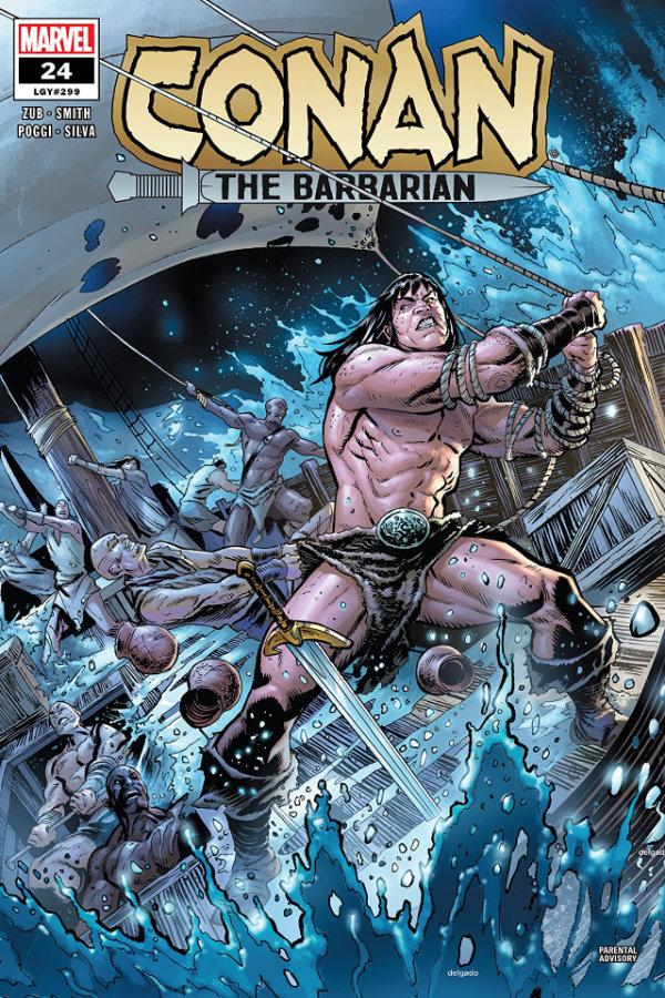 Conan The Barbarian (2019-) #24