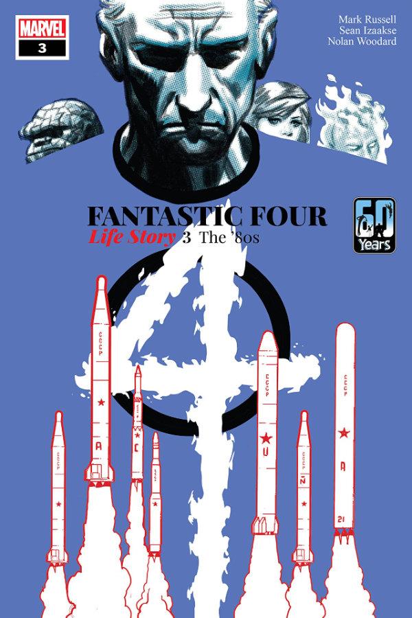 Fantastic Four: Life Story (2021-) #3