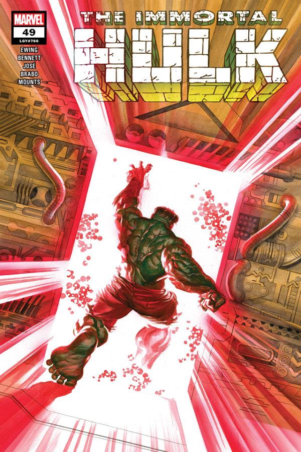 Immortal Hulk #49