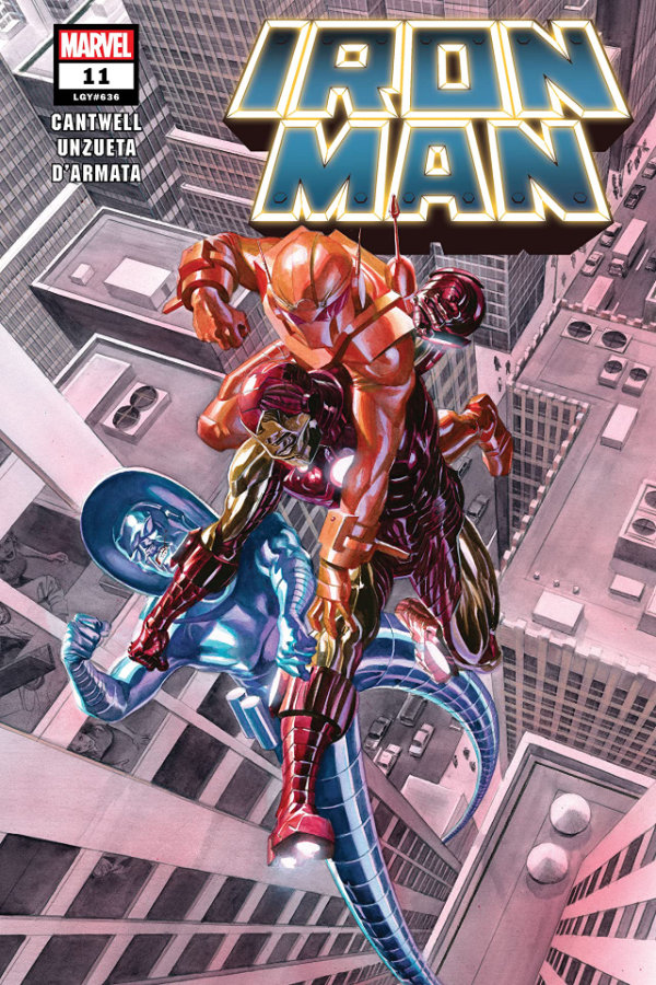 Iron Man (2020-) #11