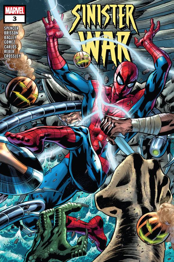 Sinister War (2021) #3