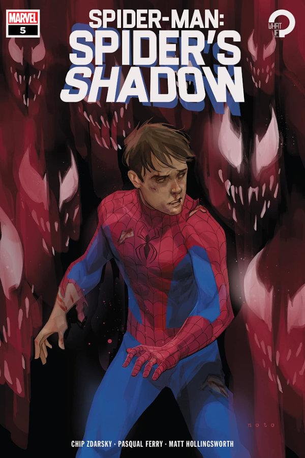 Spider-Man: The Spider's Shadow (2021-) #5