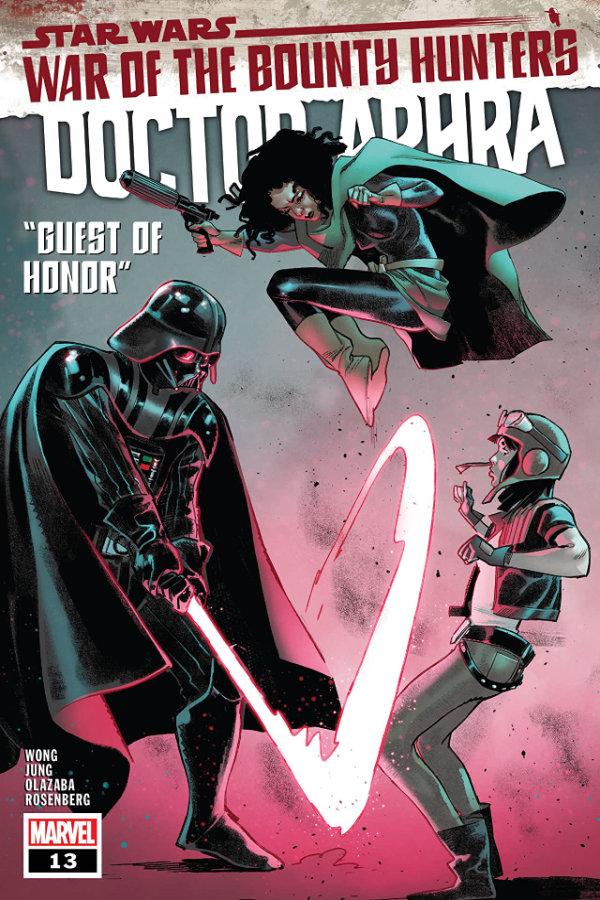 Star Wars: Doctor Aphra (2020-) #13