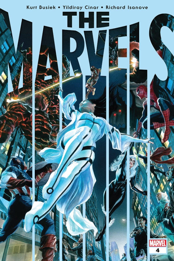 The Marvels (2021-) #4