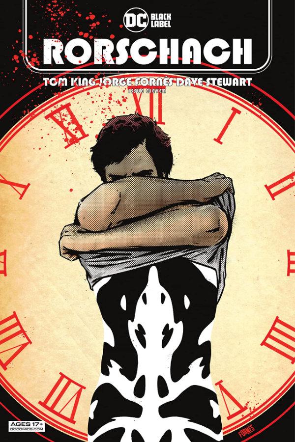 Rorschach (2020-) #11