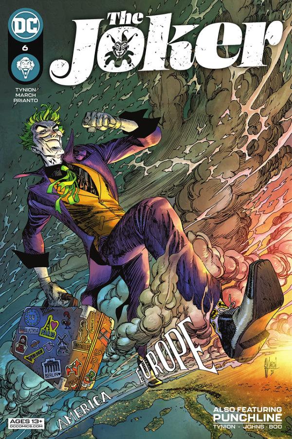 Joker (2021-) #6