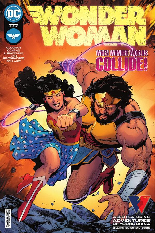 Wonder Woman (2016-) #777