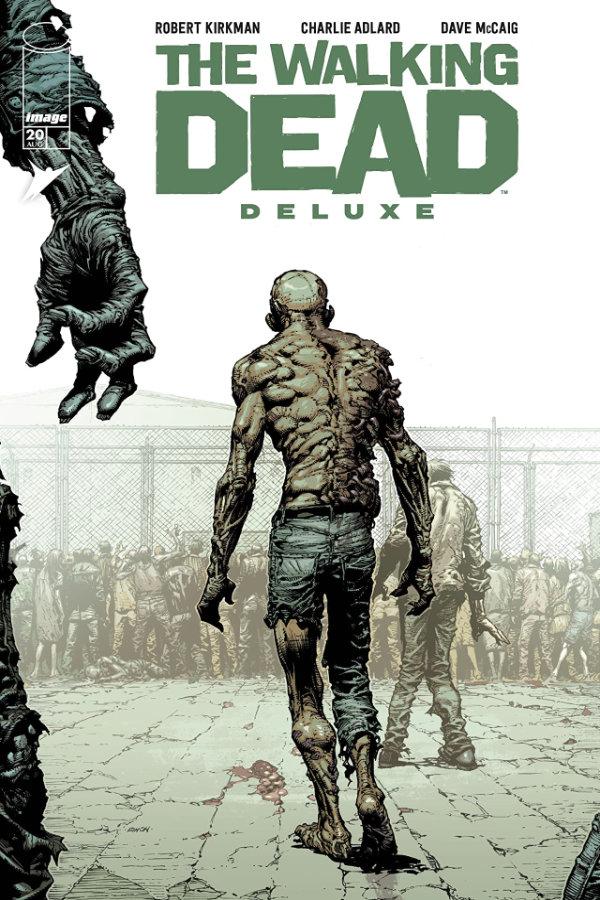 Walking Dead (Deluxe) #20