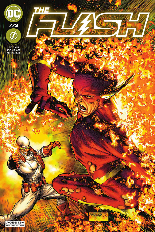 Flash (2016-) #773