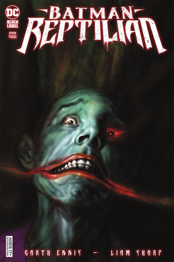 Batman: Reptilian (2021-) #3