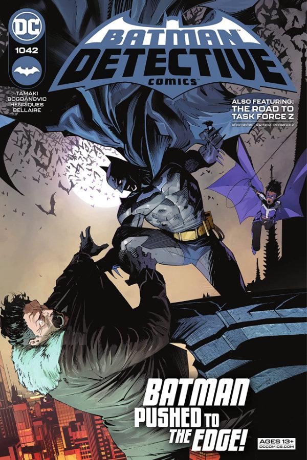 Detective Comics (2016-) #1042