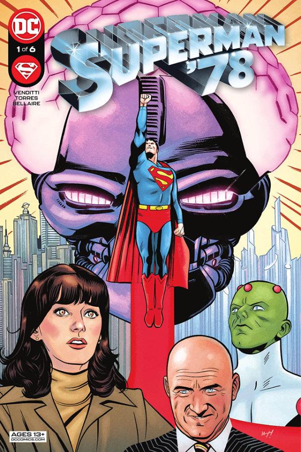 Superman '78 #1