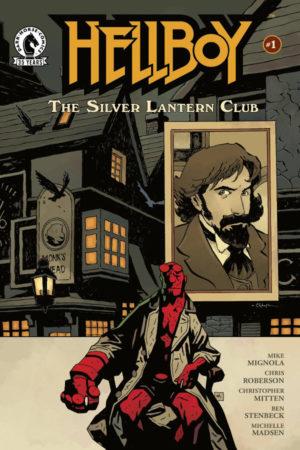 Hellboy: Silver Lantern Club #1