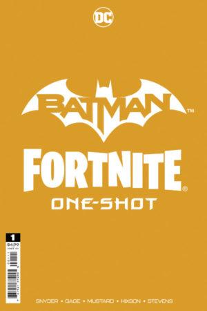 Batman / Fortnite: One-Shot #1