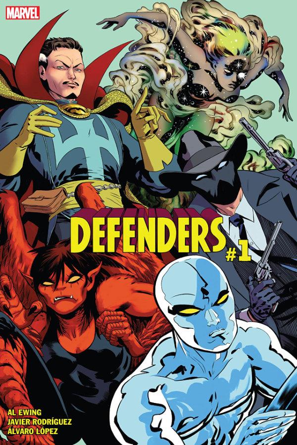 Defenders (2021) #1