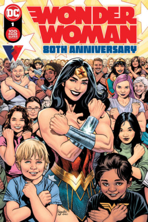 Wonder Woman: 80th Anniversary Spectacular #1