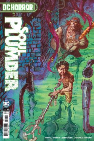 DC Horror Presents: Soul Plumber #1