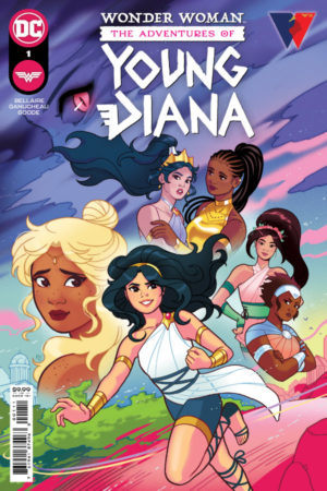 Wonder Woman: Adventures of Young Diana #1