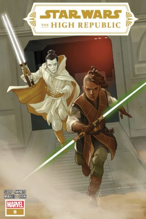 Star Wars: The High Republic (2021-) #8