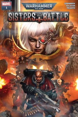 Warhammer 40,000: Sisters Of Battle (2021) #1