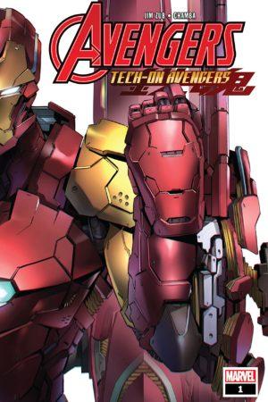 Avengers: Tech-On (2021-) #1