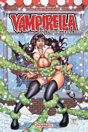 Vampirella: 2021 Holiday Special