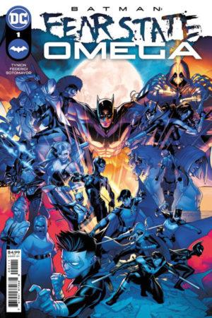 Batman: Fear State – Omega #1