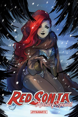 Red Sonja: 2021 Holiday Special