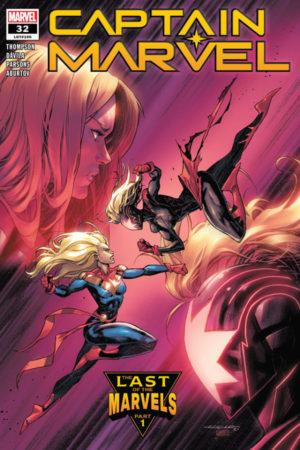 Captain Marvel (2019-) #32
