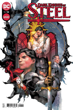 Dark Knights of Steel #1