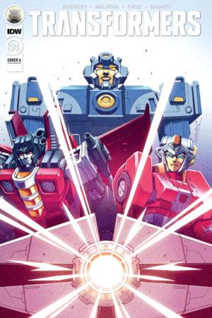 Transformers (2019-) #34