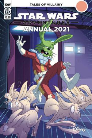 Star Wars Adventures: Annual 2021