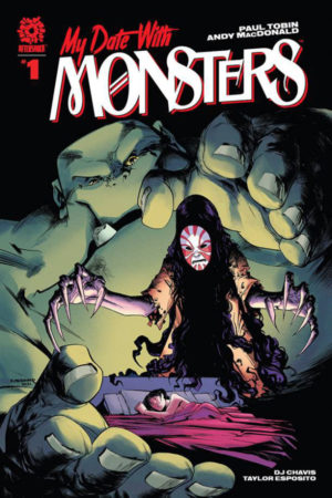 My Date With Monsters #1
