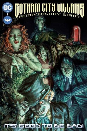 Gotham City Villains: Anniversary Giant #1