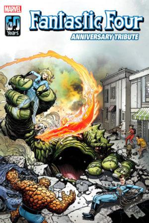 Fantastic Four: Anniversary Tribute