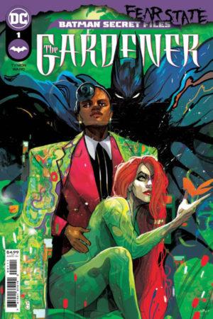 Batman: Secret Files – The Gardener #1