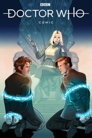 Doctor Who: Empire of the Wolf