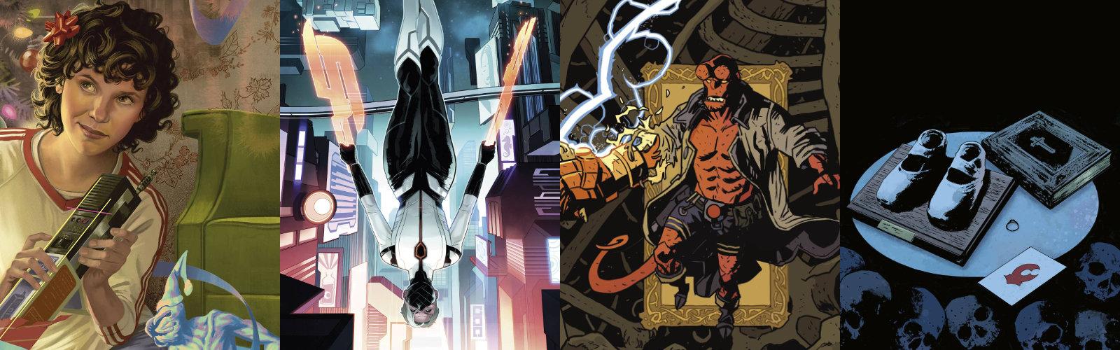 Solicitations: November 2021 – Dark Horse Comics